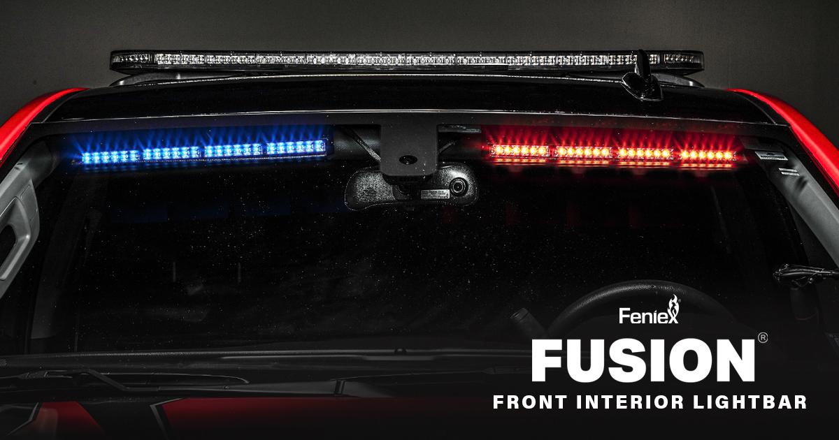 Fusion Lightbar Inner