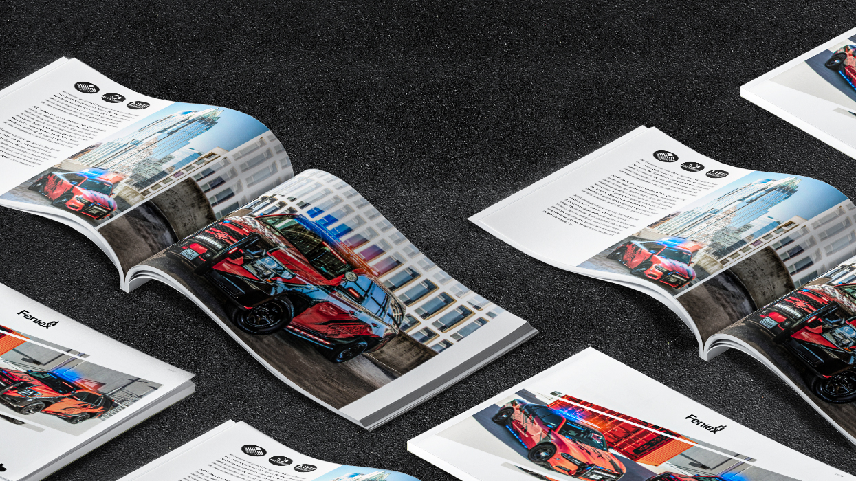 Feniex 2019 Catalog